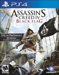 Assassins Creed 4 Playstation 4