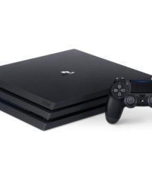 PlayStation offentliggør titler til PS4 Pro-lanceringen